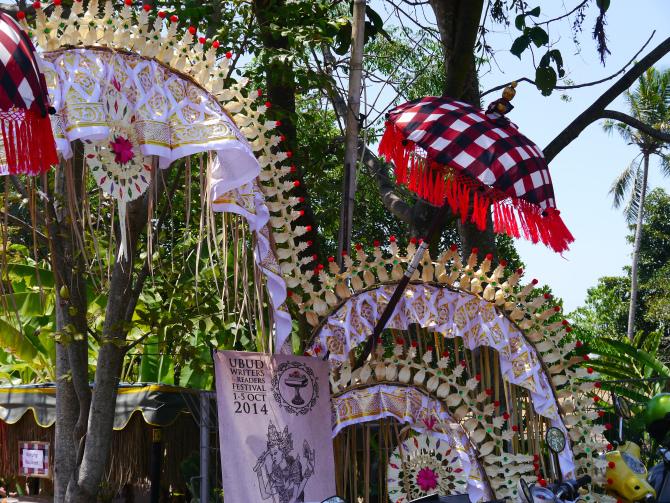 Writers' Festival, Ubud -style